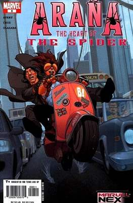 Araña: The Heart of the Spider (2005-2006) #8