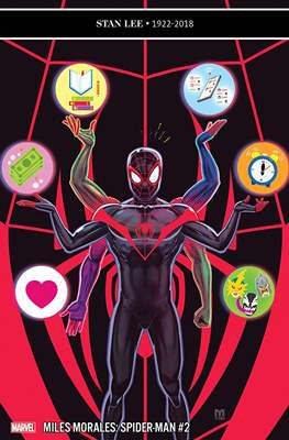 Miles Morales: Spider-Man (2018) (Comic Book) #2