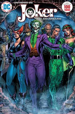 Joker: 80 Aniversario - Súper Espectacular de 100 Páginas (Portadas Variantes)