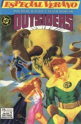 Batman y los Outsiders / Los Outsiders (1986-1988). Especial Verano