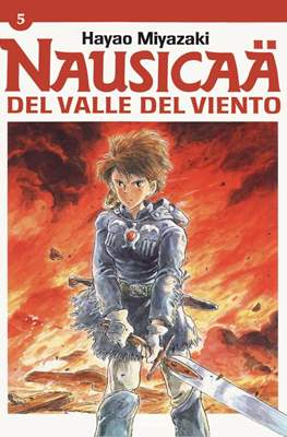 Nausicaä del Valle del Viento (Rústica) #5