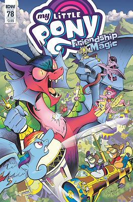 My Little Pony: Friendship Is Magic (Comic-Book) #78