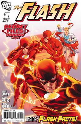 The Flash: Secret Files and Origins 2010
