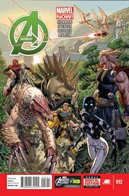 Avengers Vol. 5 (2013-2015) (Comic Book) #12