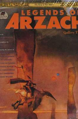 Legends of Arzach (Grapa) #3