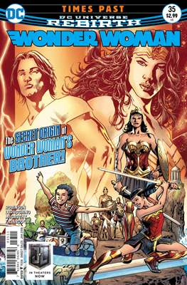 Wonder Woman Vol. 5 (2016-2020) #35