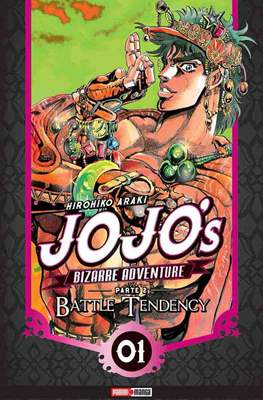 JoJo's Bizarre Adventure Parte 2 Battle Tendency (Rústica con solapas) #1