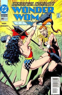Wonder Woman Vol. 2 (1987-2006) (Comic Book) #91