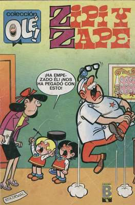 Colección Olé! 1ª etapa (Rústica 64 pp) #22