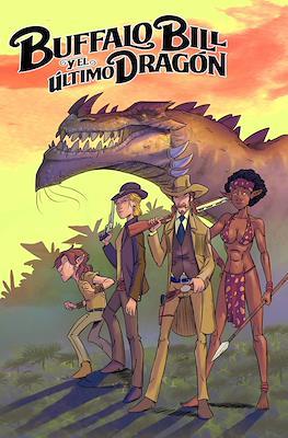 Bufallo Bill y el último dragón (Grapa 32 pp) #