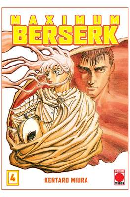 Maximum Berserk (Rústica con sobrecubierta) #4