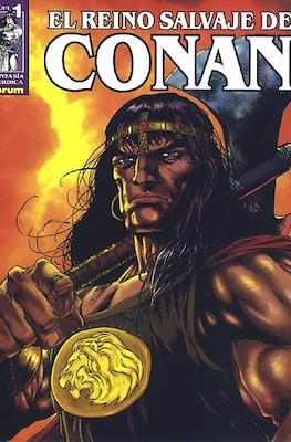 El Reino Salvaje de Conan