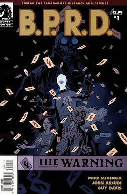 B.P.R.D. (Comic Book) #46