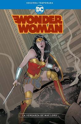 Wonder Woman: Segunda temporada - La venganza de Max Lord (Rústica 256 pp)