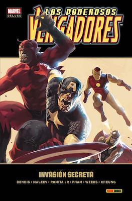 Los Poderosos Vengadores. Marvel Deluxe (Cartoné 176 pp) #3
