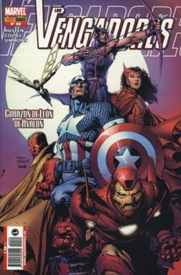 Los Vengadores vol. 3 (1998-2005) (Grapa. 17x26. 24 páginas. Color. (1998-2005).) #80