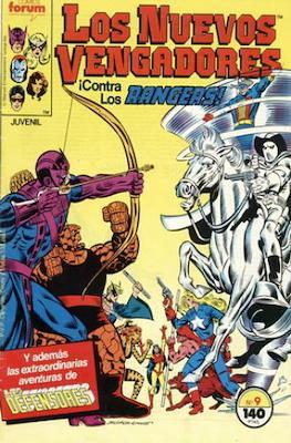 Los Nuevos Vengadores Vol. 1 (1987-1994) (Grapa 32 pp) #9