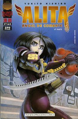 Alita, ángel de combate. 4ª parte #1