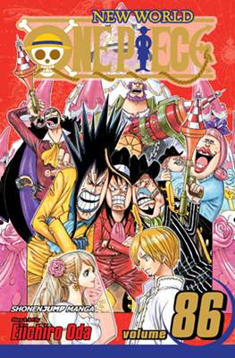 One Piece (Softcover) #86