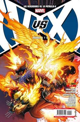 VVX: Los Vengadores vs. La Patrulla-X (2012-2013) (Grapa) #3