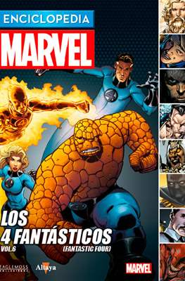 Enciclopedia Marvel (Cartoné) #41