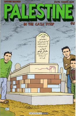 Palestine (Comic Book) #8