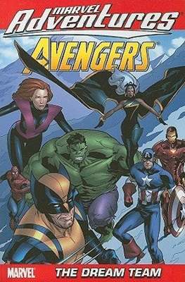 Marvel Adventures The Avengers (Trade Paperback) #4
