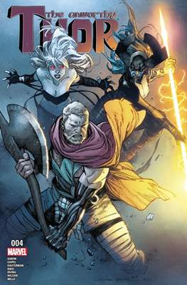 The Unworthy Thor (Comic-book) #4