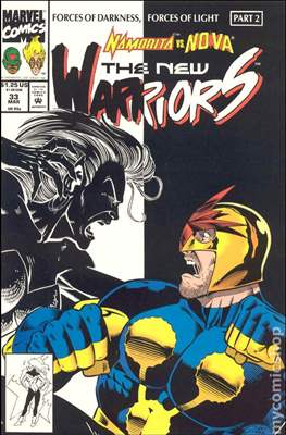 The New Warriors (Comic-Book) #33