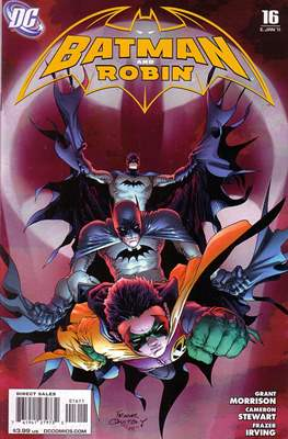 Batman and Robin Vol. 1 (2009-2011) (Comic Book) #16