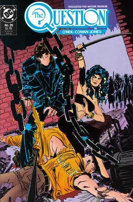 The Question Vol. 1 (Comic-book.) #29