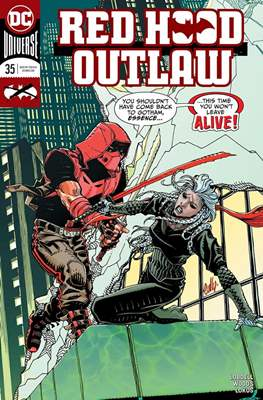 Red Hood and the Outlaws Vol. 2 (Comic Book) #35