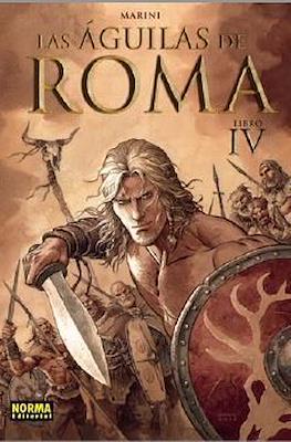 Las águilas de Roma (Cartoné 56 pp) #4