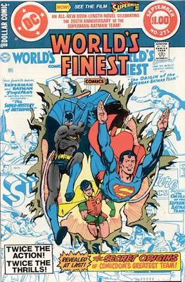 World's Finest Comics (1941-1986) #271