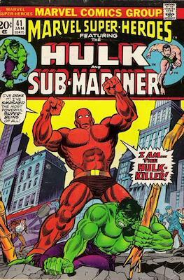 Marvel Super-Heroes (Grapa) #41