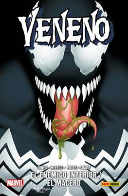 Veneno: El Enemigo Interior / El Macero. 100% Marvel HC