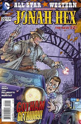 All Star Western vol. 3 (2011-2014) (Comic-book) #22