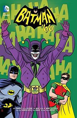 Batman '66 (Softcover) #4
