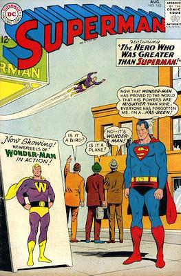 Superman Vol. 1 / Adventures of Superman Vol. 1 (1939-2011) (Comic Book) #163