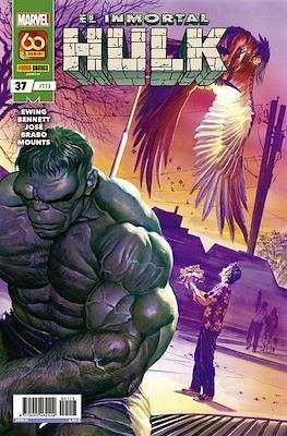 El Increíble Hulk Vol. 2 / Indestructible Hulk / El Alucinante Hulk / El Inmortal Hulk (2012-) #113/37