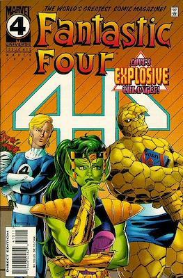 Fantastic Four Vol. 1 (1961-1996) (saddle-stitched) #410