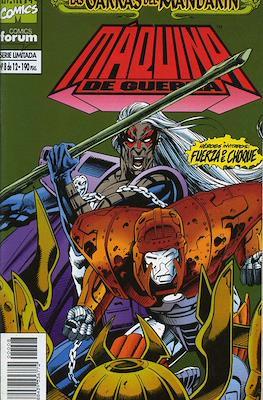 Máquina de Guerra (1995) (Grapa. 17x26. 24 páginas. Color. 1995) #8