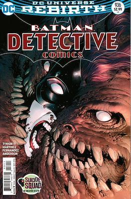 Detective Comics Vol. 1 (1937-2011; 2016-) (Comic Book) #936
