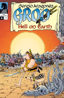 Groo Hell on Earth (2007-2008) (Grapa) #4