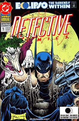 Detective Comics Vol. 1 Annual (1988-2011) (Comic Book) #5