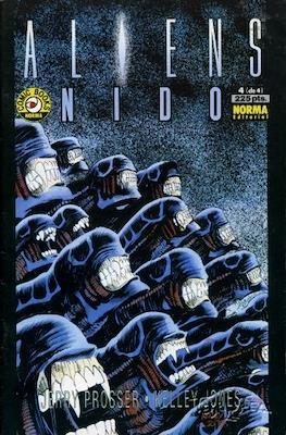 Aliens: Nido (Grapa 36 pp) #4