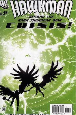 Hawkman Vol. 4 (2002-2006) (Comic book) #49