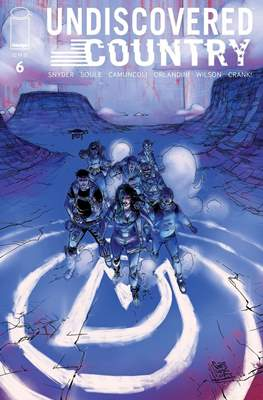 Undiscovered Country (Comic Book) #6