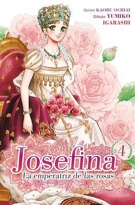 Josefina, La emperatriz de las rosas (Rústica 192 pp) #4