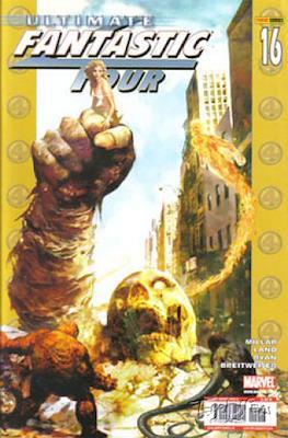 Ultimate Fantastic Four (Grapa 48 pp) #16